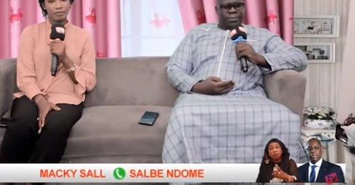 Ré Ba Tass – Sa Ndiogou appelle et trompe Selbé Ndom en se faisant passer pour Macky Sall,découvrez sa réaction