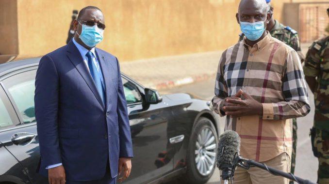 Toussaint Manga à Mansour Faye « Vous confondez souvent la République et la famille »