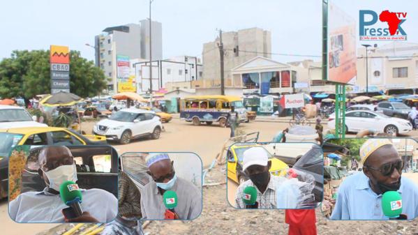 Vidéo - Non respect des mesures barrières par les autorités, relâchement dans l'achat des masques...: les Sénégalais ont-ils sonné la fin du Coronavirus ?