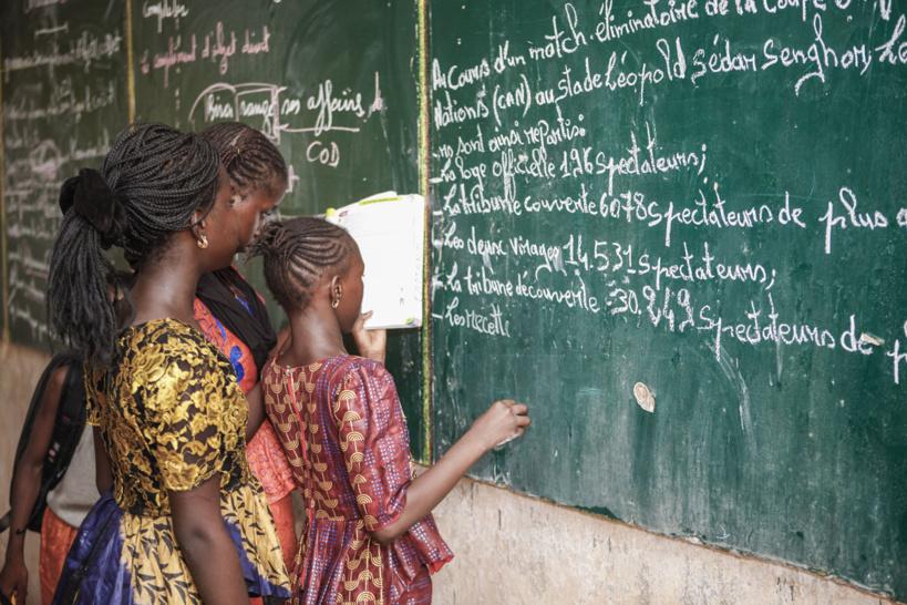 Premières places dans les examens au Sénégal: la longue marche des filles vers l'Excellence