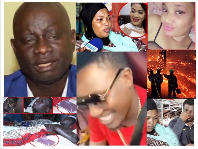 100%PEOPLES:Diop iseg expulsé de sa maison, Boury Bathily réagit ;Sidiki Diabaté publi la sextape de Mamasita , Wally Seck poursuivi par ses fans