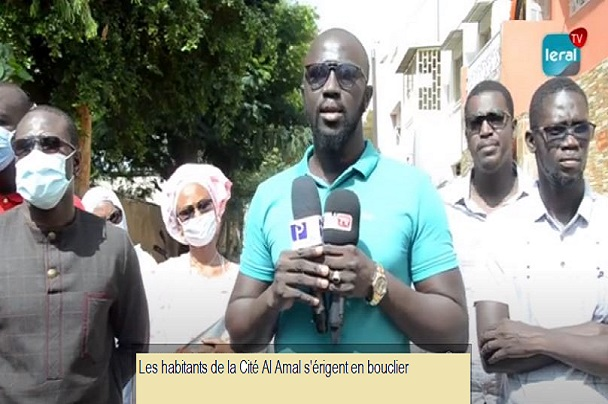 VIDEO - Soupçons de boulimie foncière à la Patte d'Oie : les habitants de la Cité Al Amal déterminés face au forcing d'un promoteur