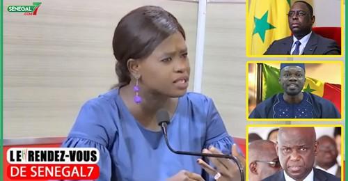 Khadija Mahecor Diouf, Pastef tire sur Mansour Faye et tacle le président « Sonko Amoul Diot Pour Tokk Ak Macky »