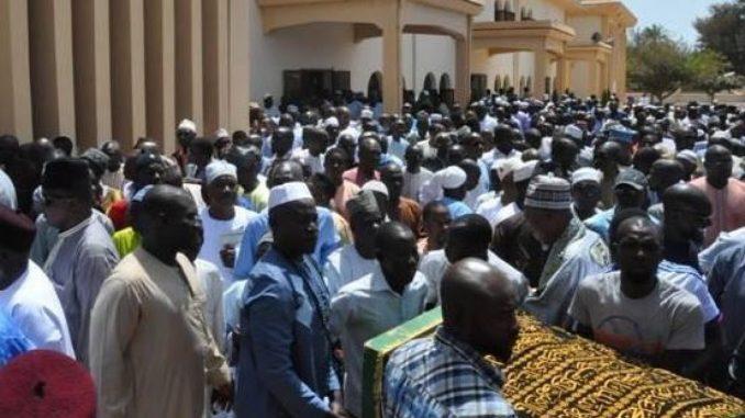inalilahi wa inna ilayhi raji'un-A une semaine du Magal, la communauté mouride en deuil