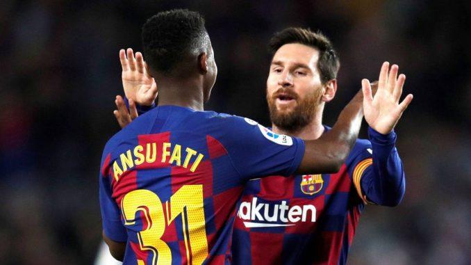 FC Barcelone : le contrat d'Ansu Fati au cœur d'une bataille en coulisses