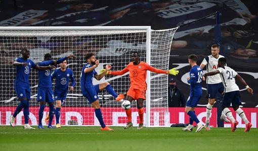 La Réaction de Lampard sur la prestation de Mendy contre Tottenham