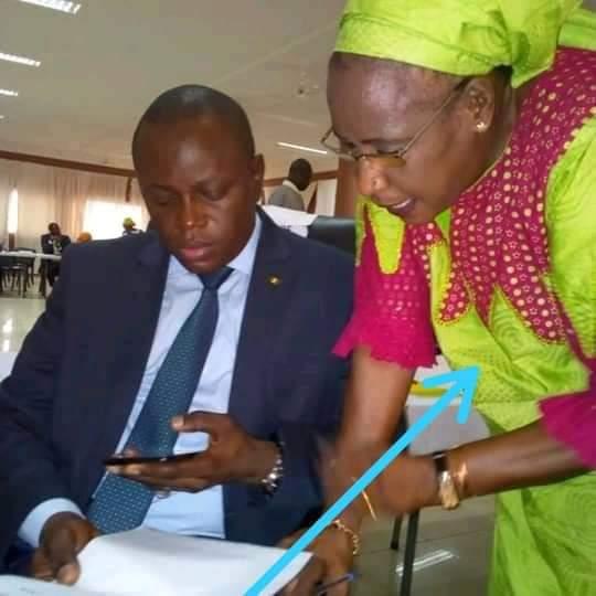 Nécrologie : Le ministre Matar Ba endeuillé...