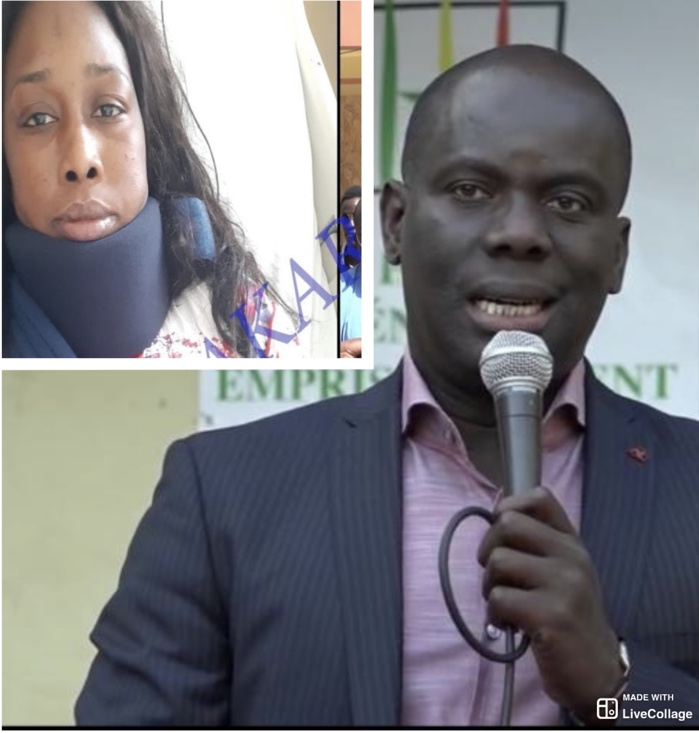 Agression de Adja Ndiaye : Malick Gakou condamne et témoigne de sa solidarité à Dakaractu.