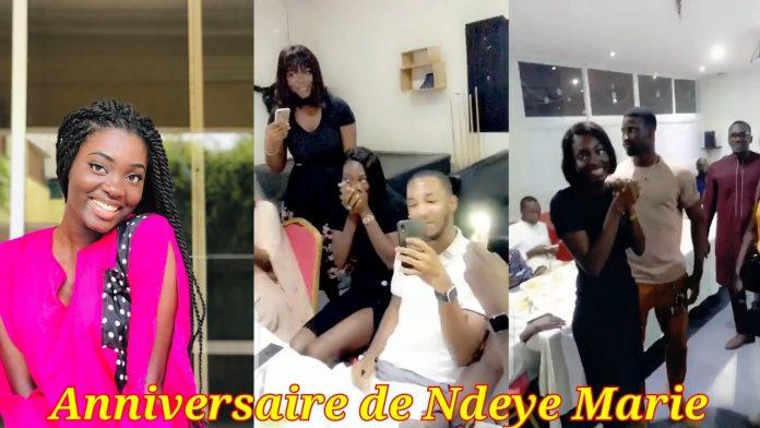Exclusivité : L'incroyable anniversaire de Ndeye Marie de la série Karma.Regardez