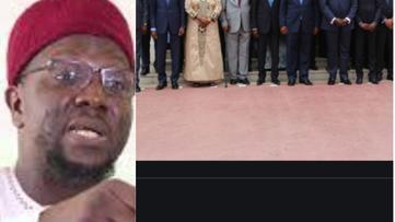 Cheikh Omar Diagne : « Il y a plusieurs ministres h*mo$exuels dans le gouvernement de Macky Sall »
