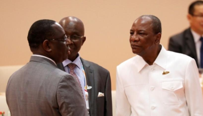 Macky Sall déroule le tapis rouge à Cellou Dalein Diallo et fâche Alpha Condé