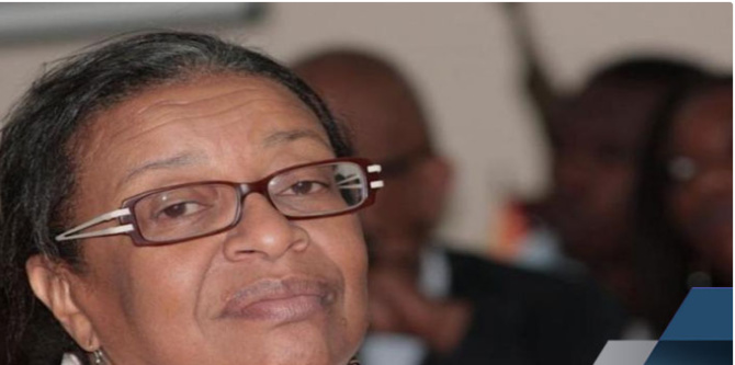 Eugénie Rokhaya Aw, nouvelle présidente du Tribunal des pairs du Cored