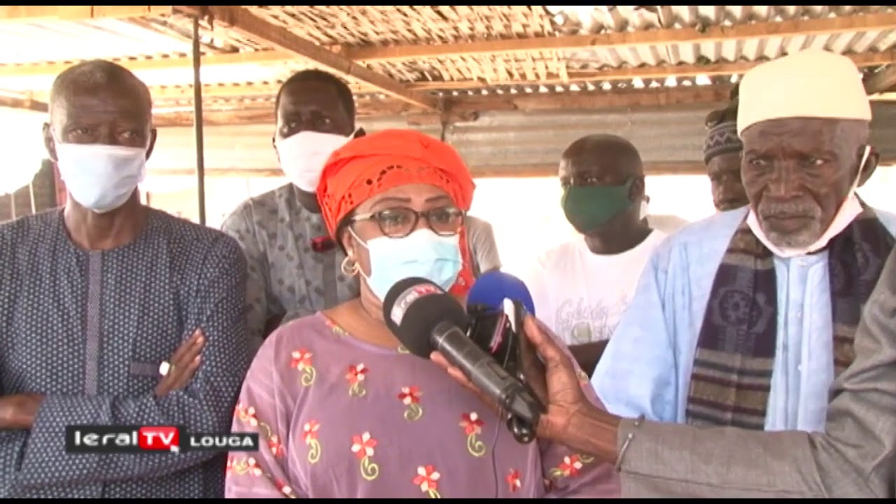Magal 2020: Madame Fatoumata Mbodj, chef du bureau des Transports routiers de Louga, rassure