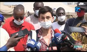 Inondations : « Il faut faire de l'Eau et de l'Assainissement des priorités de partenariat entre l'UE et le Sénégal. » (Irène Mingasson, ambassadrice)
