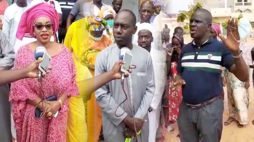 Vidéo / Guédiawaye: Les populations de Darou Salam adoubent le CEM Macky Sall