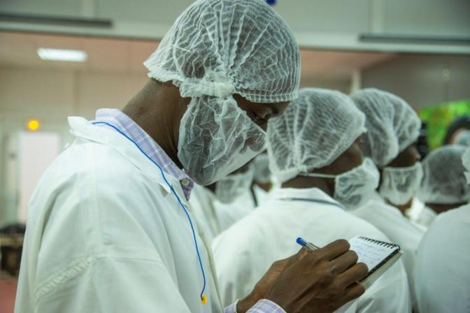 Covid-19: 33 nouveaux cas, 7 cas importés, 62 patients guéris, 1 décès enregistré