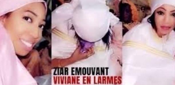 Vidéo / Magal 2020: Viviane Chidid et Zeyna Ndour, en mode ziar chez la fille de Serigne Saliou Mbacké