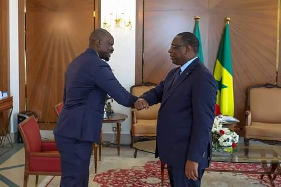 Macky Sall veut faire de Mansour Faye son dauphin (Ousmane Sonko)