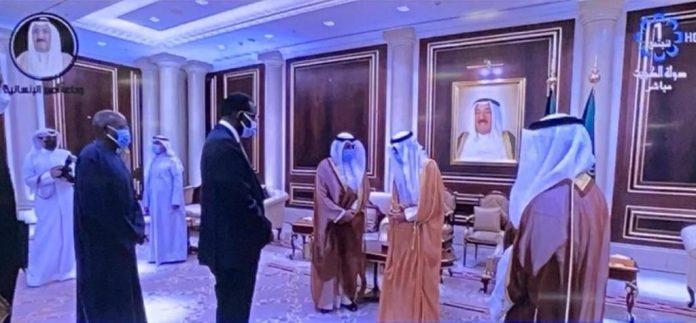 Koweit -Rappel à Dieu de Sabah Al-Ahmad : Amadou Ba « MAESE » a présenté les condoleances de la république