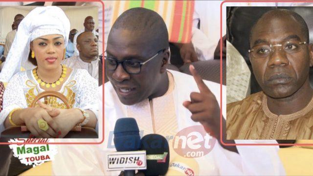 Vidéo : La réaction de Serigne Khadim Thioune sur une question de réconciliation avec