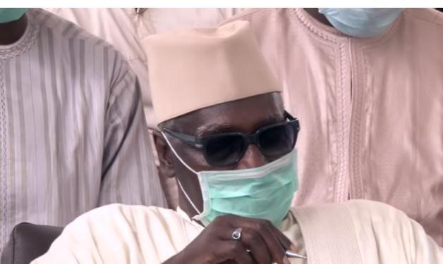 Gamou de Tivaouane : Serigne Babacar Sy Mansour réunit toute la famille de Seydi Haj Malick Sy