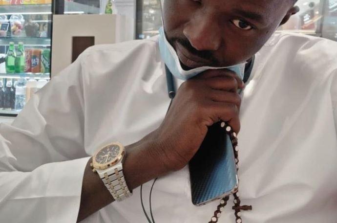 Voici Ibrahima Baye Niass Ndiaye Borom Dubai le mari de Mbathio Ndiaye