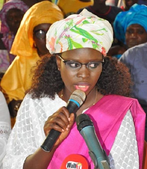 Thérèse Faye Diouf- « Toutes les femmes veulent un troisième mandat de Macky Sall mais… »