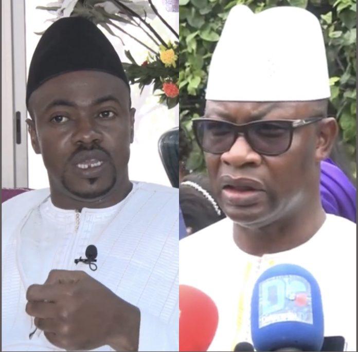 Me Moussa Diop sur l'appel armé du député Aliou D. Sow : « J'invite le procureur à s'auto-saisir »