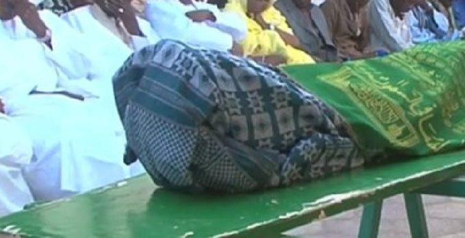 Inna lillah wa inna ilayhi raaji'uun : Encore une mauvaise nouvelle pour la communauté mouride
