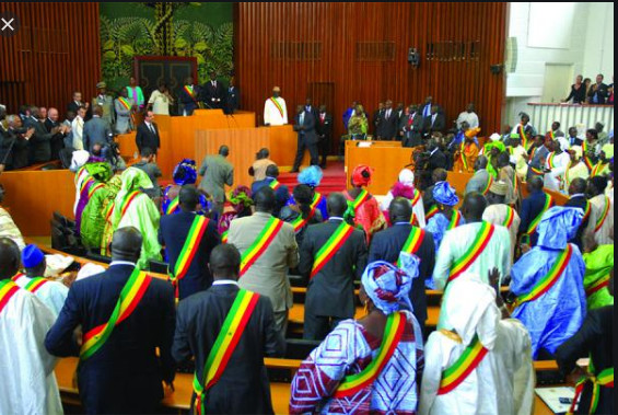 Assemblée nationale: La composition du nouveau bureau, connue