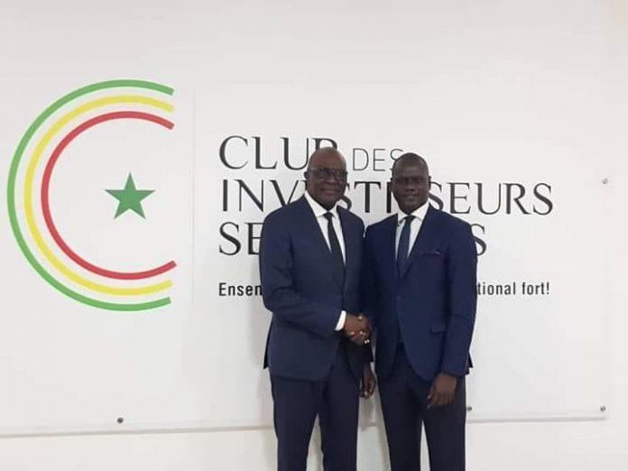 Urgent: Démission de Dr Abdourahmane Diouf du Club des investisseurs sénégalais