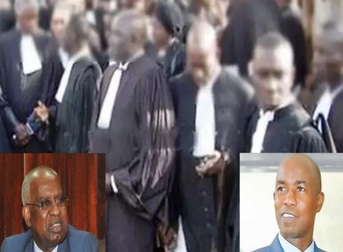 Affaire Teliko : Déclaré persona no grata par les magistrats, Me Malick Sall a-t-il le soutien des avocats?