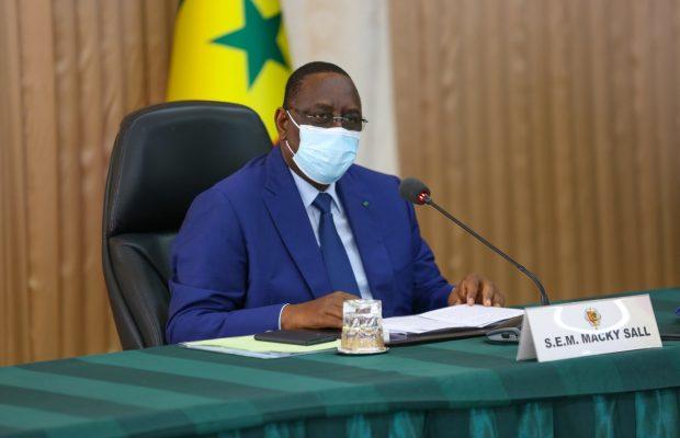 Coronavirus : Les inquiétudes de Macky Sall en Conseil des ministres