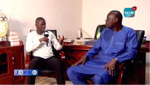 """VIDEO / Cheikh Guèye, Maire de Dieuppeul: """"S'il y a une amitié entre Sonko et Cheikh Issa Sall, il est regrettable de constater la posture de ce dernier"""""""