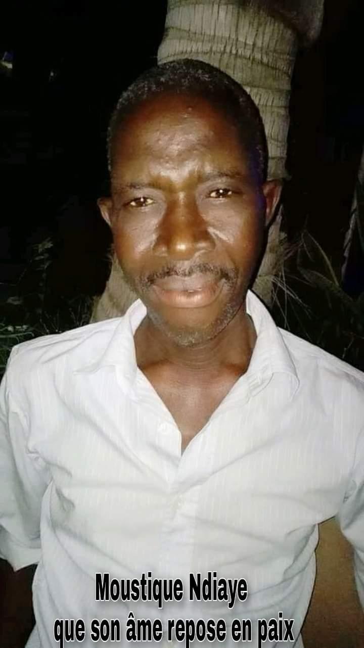 Inna lillahi wa inna ilayhi raji'un : La musique Sénégalaise endeuillée !