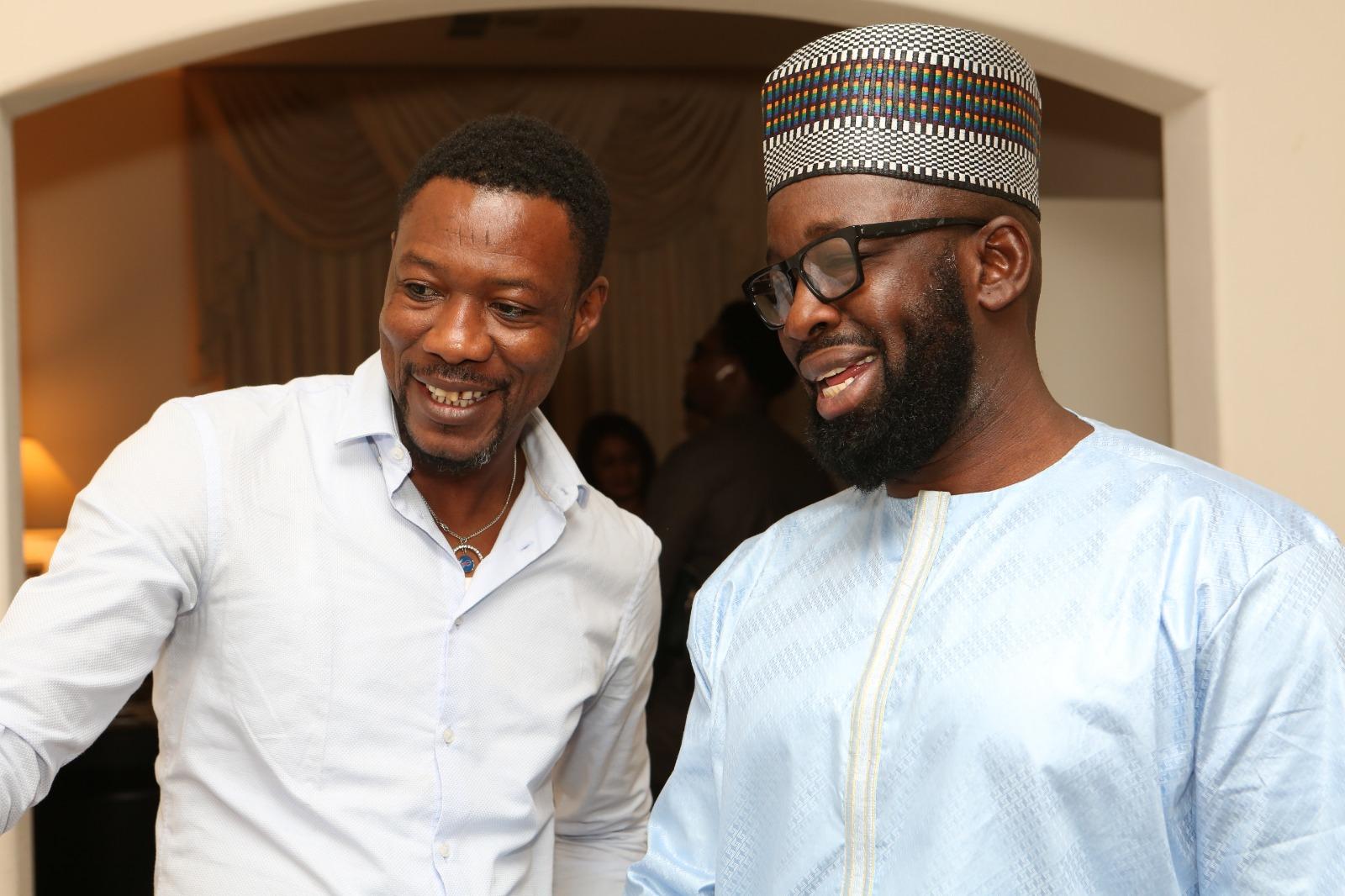Las Vegas l'activiste Tounkara dit ses vérités sur le 3e mandat de Macky, et traite Youssou Ndour d'opportuniste
