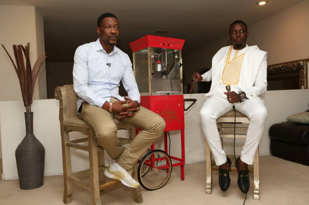 """TANGE SHOW LAS VEGAS: Mo Gates """"dou waykatt rek moye artiste, Las Vegas Fashion Senegal c'est juste la récréation, ballet aye fo le...."""