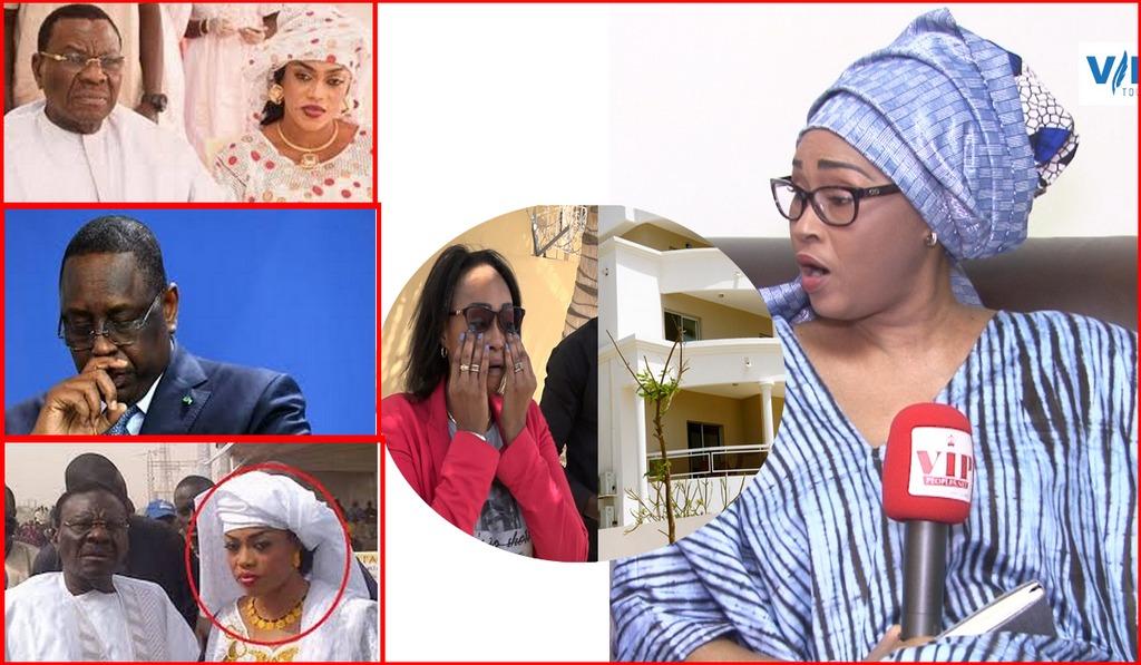 Affaire Aida Diallo et les thiatacoun Maïmouna Bousso Pdte du mouvement xalass fait de nouvelles révélations