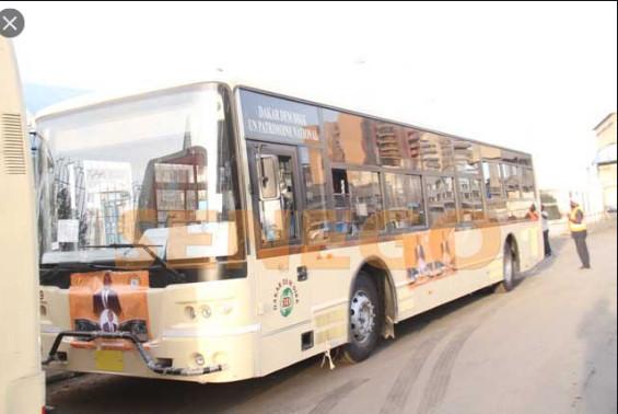 Dakar Dem Dikk: Plusieurs bus à l'arrêt pour défaut de pièces de rechange