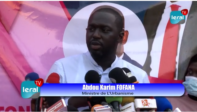 """Abdou Karim Fofana, Ministre: """"Le Président souhaite défalquer 1% sur chaque salaire de Sénégalais, pour financer une CMU à hauteur de 100 milliards par an"""""""