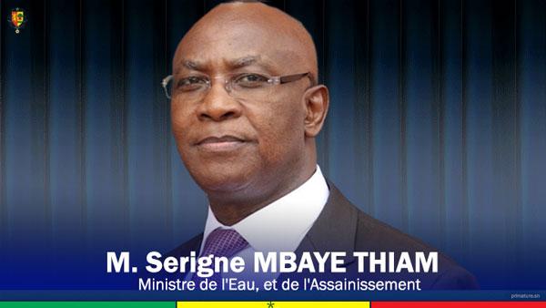 Invité de la 7 TV : Serigne Mbaye Thiam évite farouchement le 3ième mandat, mais sur le cas Aliou Dembouro Sow il se prononce…