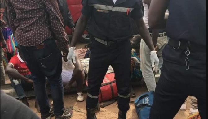 Accident de Gamboul: Sanctions administratives et pénales contre le conducteur de «Allô Dakar»