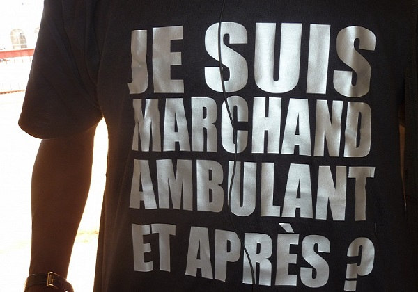 La tension chez des marchands ambulants à Saint-Louis : très remontés contre le Maire Mansour Faye, l'un d'eux tente de se suicider