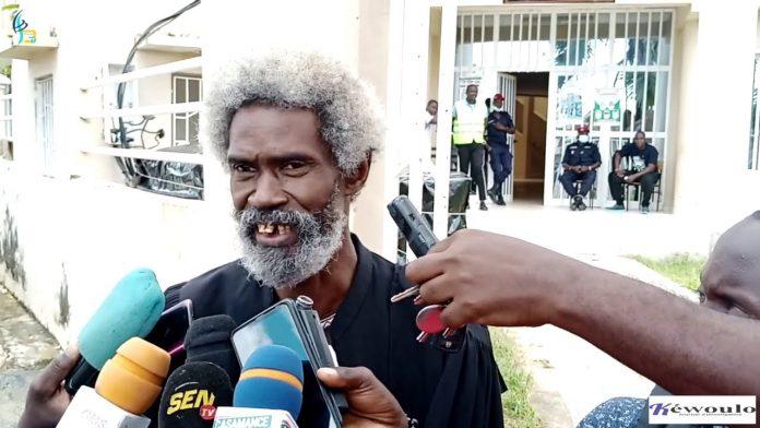 Affaire Bayotte: Me Clédor Ciré Ly, l'avocat des détenus, a rendu visite aux populations de Toubacouta