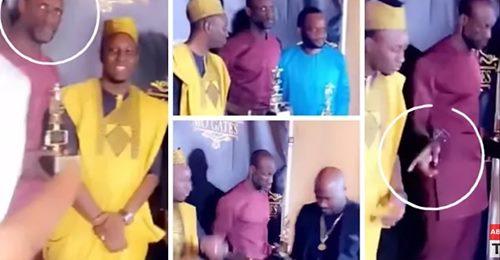 Las Vegas: Comment Sanekh a minimisé Pape Mbaye « downa dé »