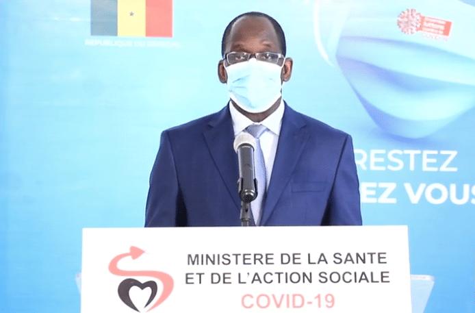 AIBD – Diouf Sarr : « Personne n'entrera plus au Sénégal sans un test de Covid négatif datant de moins de 5 jours »