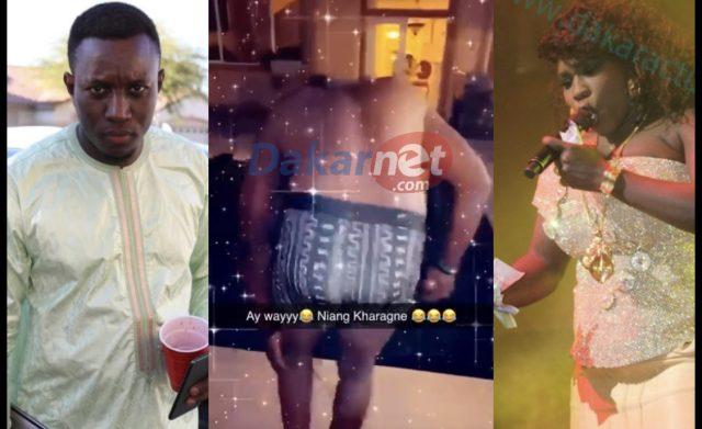 Mo Gates arroge 5000 dollars à Ndiolé Tall, Niang Kharagne tombe en transe et se jette dans l'eau