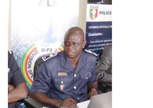 Portrait: A la découverte du richissime parcours de M. Papa Guéye,le perspicace et vertueux chef de la division spéciale Cybersécurité