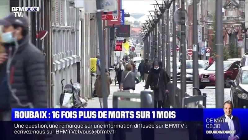 Covid-19: des indicateurs alarmants à Roubaix et Tourcoing