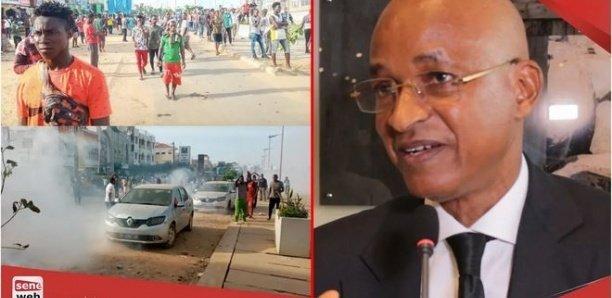 Manifestations à Dakar : Le préfet menace les Guinéens d'expulsion